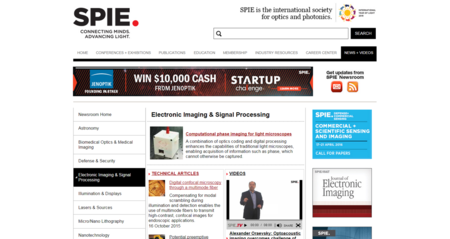 SPIE Newsroom.  4 November 2015,  DOI: 10.1117/2.1201510.006176